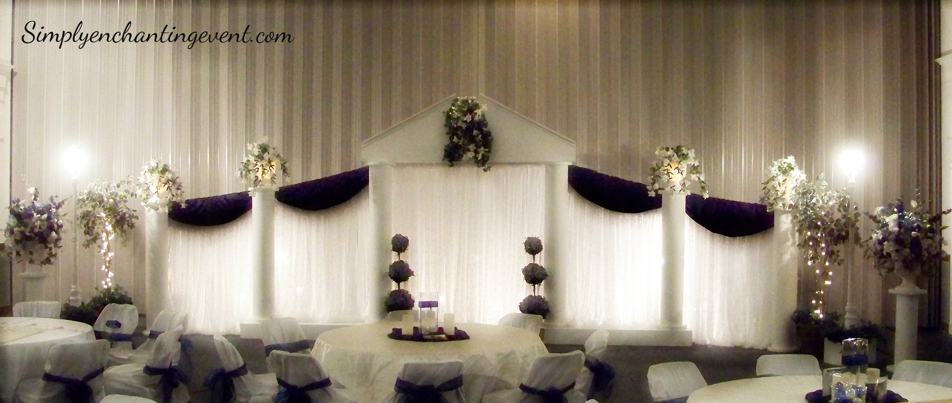 Wedding backdrops for Backdrops decoration